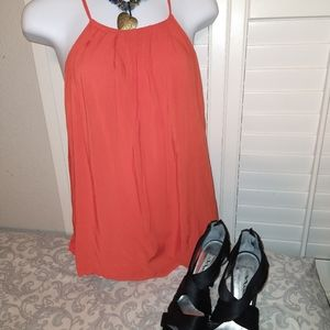 OLD NAVY orange blouse